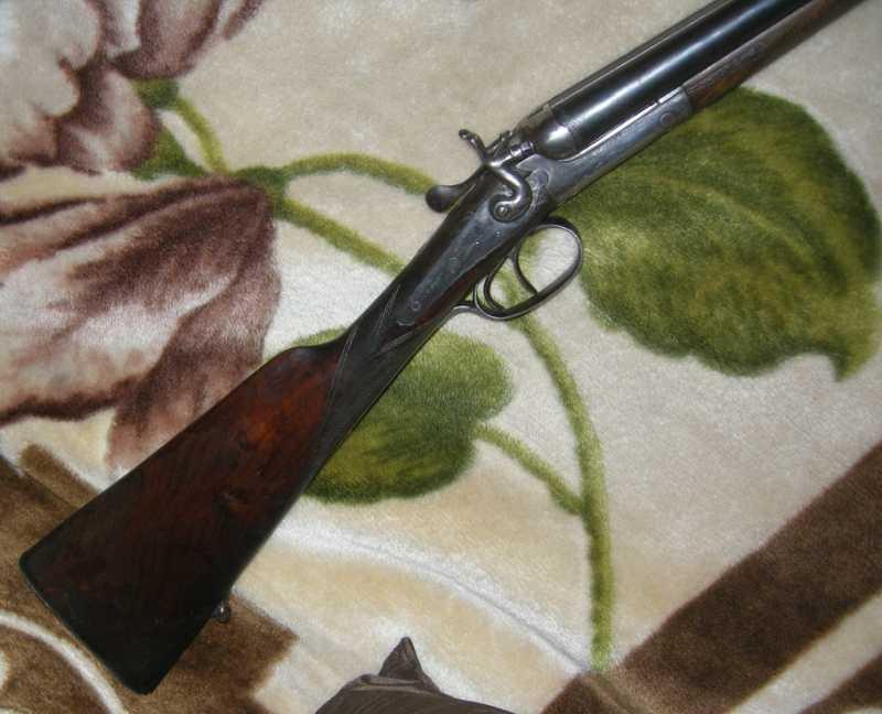 1)«Старое ружье». Реставрация.