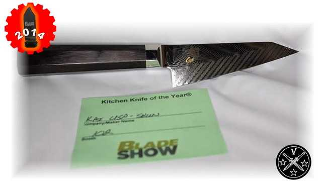 Кухонный нож «Shun Dual Core»