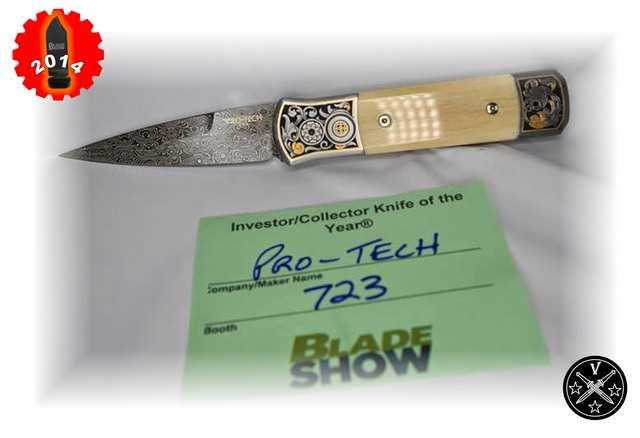 Нож «Ultimate Gogson» компании «Pro-Tech»