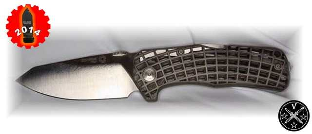 Нож «TiDust Titanium» компании «Lion Steel»