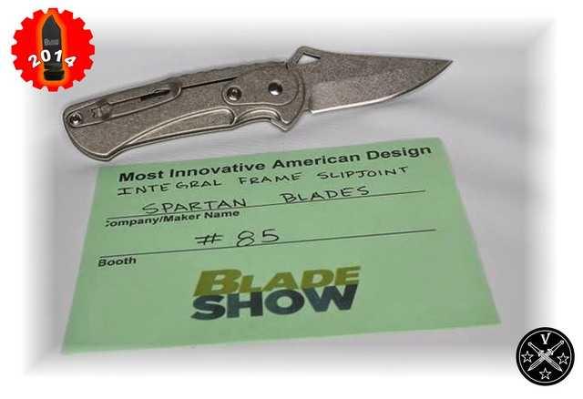 Складной нож «Integral Frame Slipjoint»