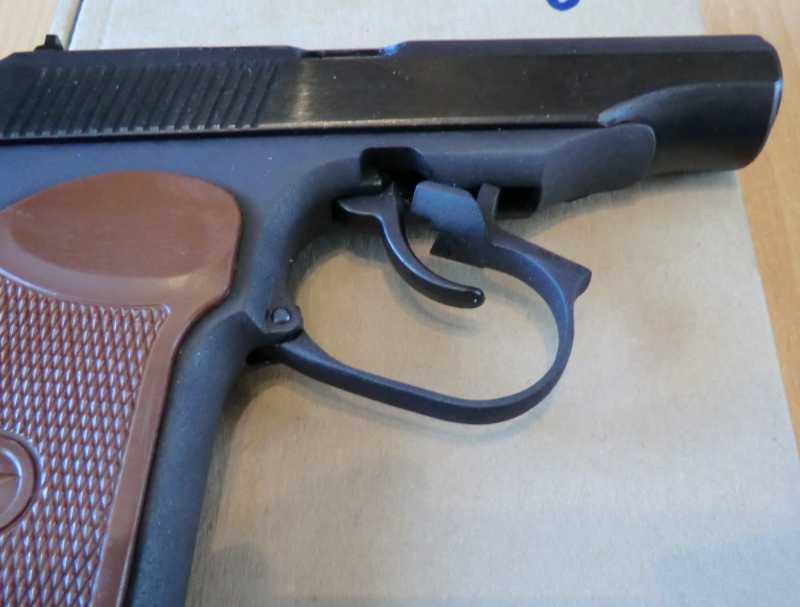 38)Разновидности пистолета МР-654к