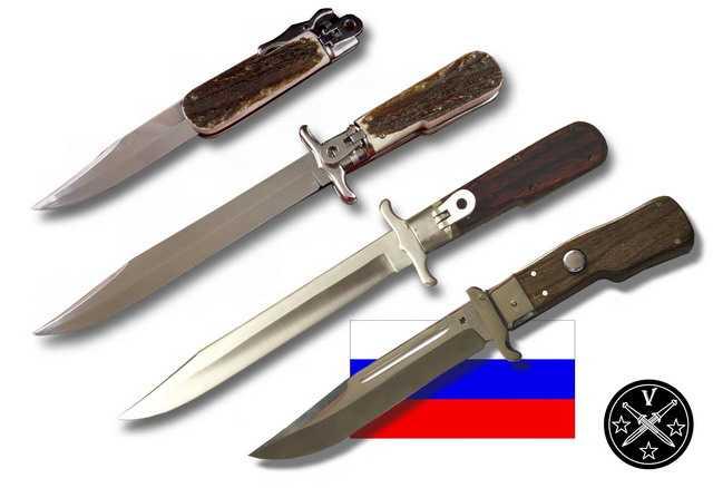 Полускладные ножи