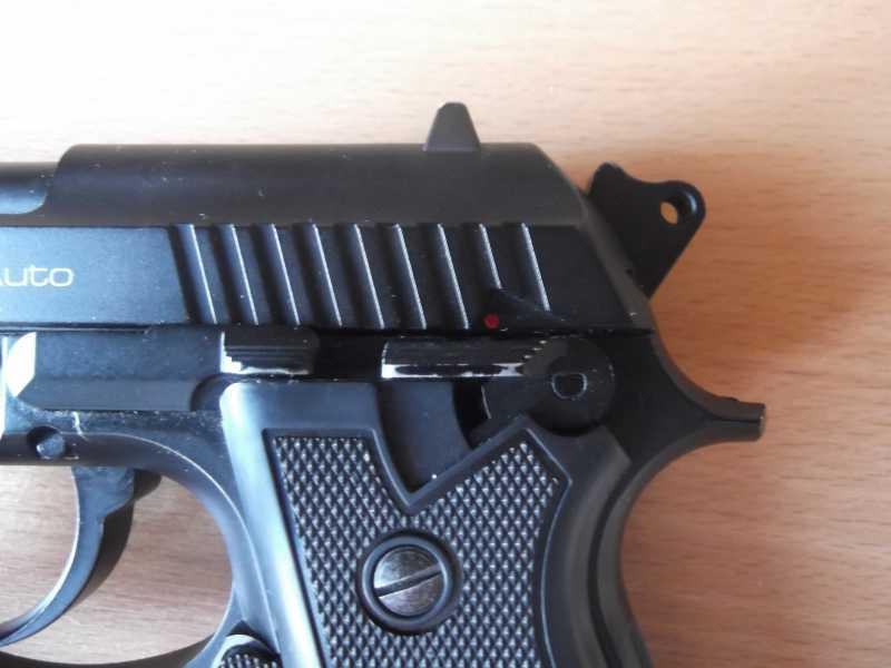 8)Пистолет пневматический Gletcher BRT 92 FS auto