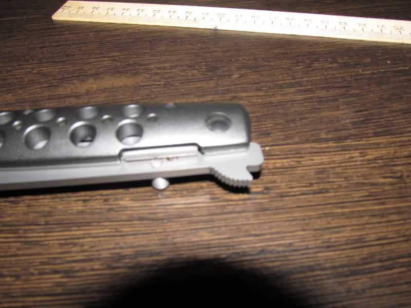 3)Стилет Cold Steel Ti-Lite 6