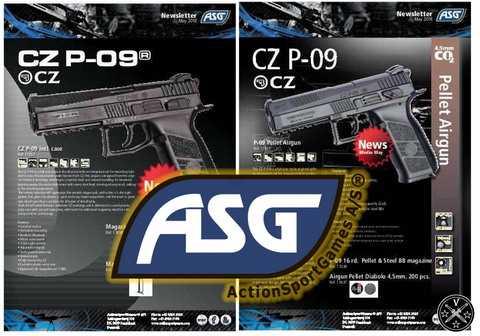 Информационные листки ASG