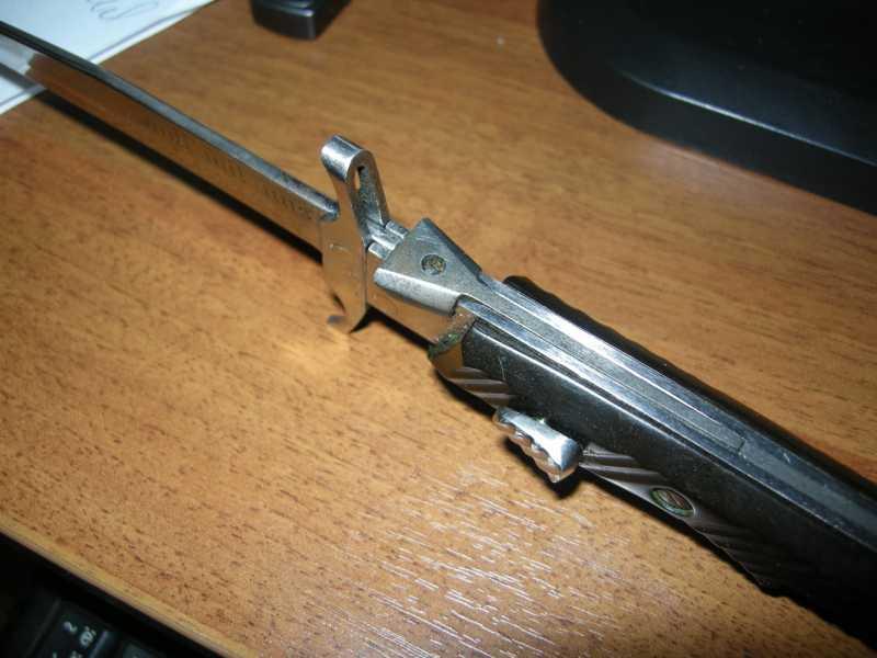 5)Ножик из моей коллекции