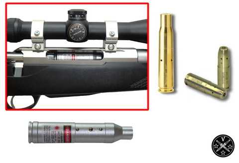 Лазерные патроны холодной пристрелки