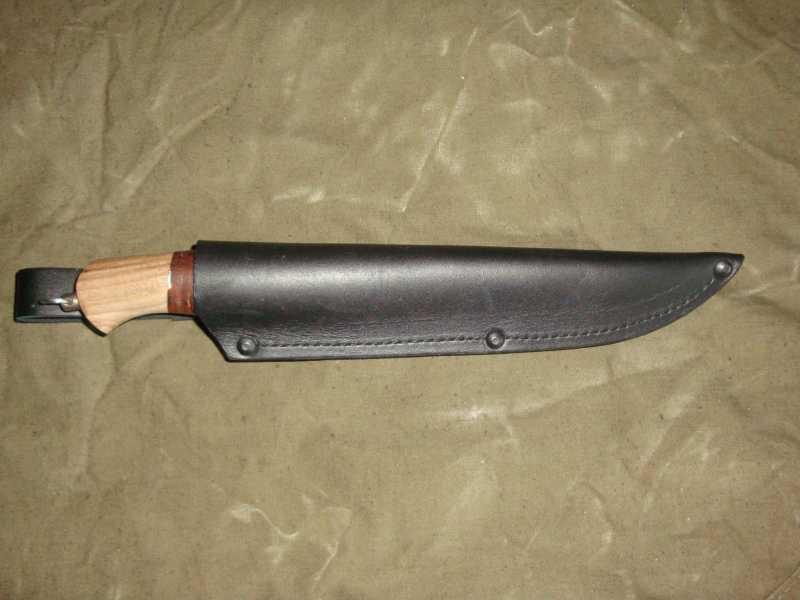 2)Нож засапожный.