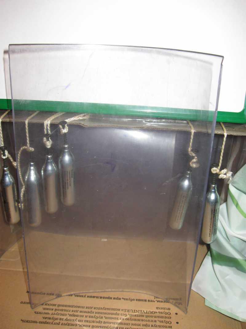 3)Пулеуловитель для дома