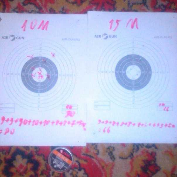 10)Тюнинг Ижа 38с