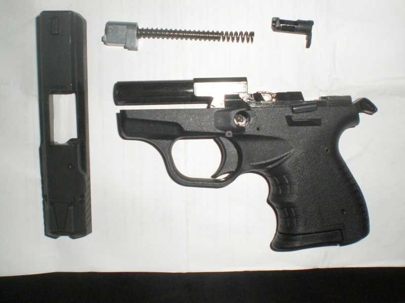 5)Сигнальный пистолет Zoraki Stalker M 906.