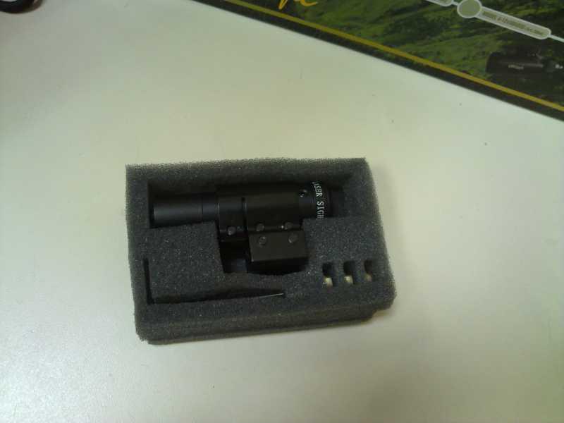 6)Оптический прицел Вальтер 3-9x32 EG