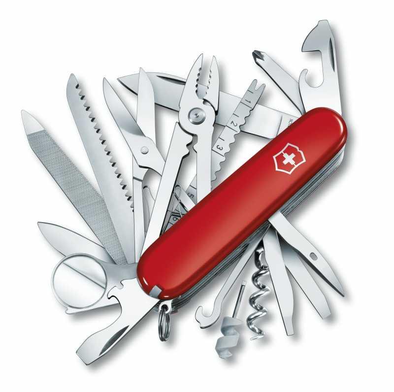 1)Плох тот китаец, что не мечтает стать швейцарцем (о ножах)