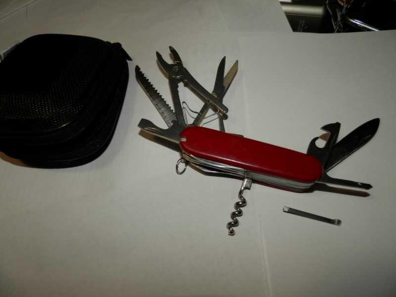 4)Плох тот китаец, что не мечтает стать швейцарцем (о ножах)