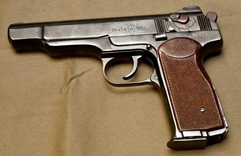 1)Пневматический пистолет Gletcher APS-P с кобурой - фотообзор.