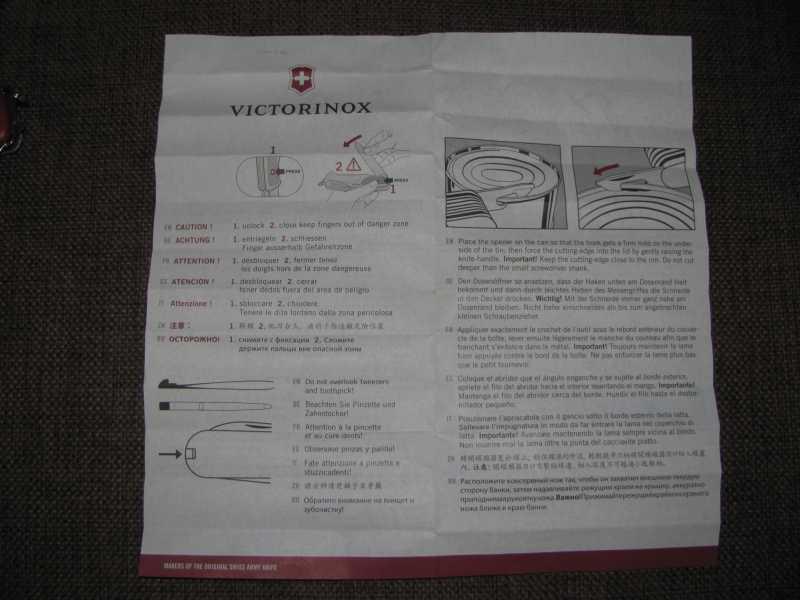 5)Проба «пера». Обзор ножа Victorinox 0.9563.MC RangerGrip 79