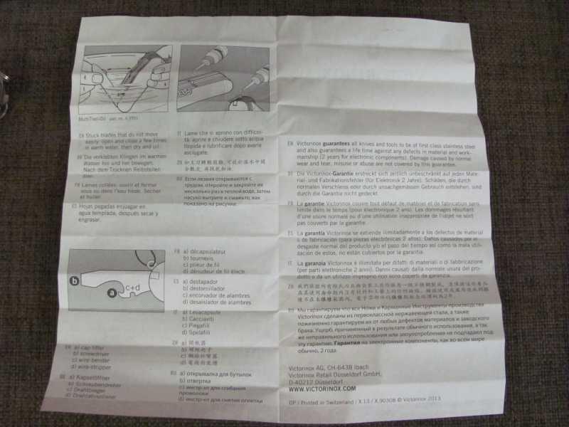 6)Проба «пера». Обзор ножа Victorinox 0.9563.MC RangerGrip 79