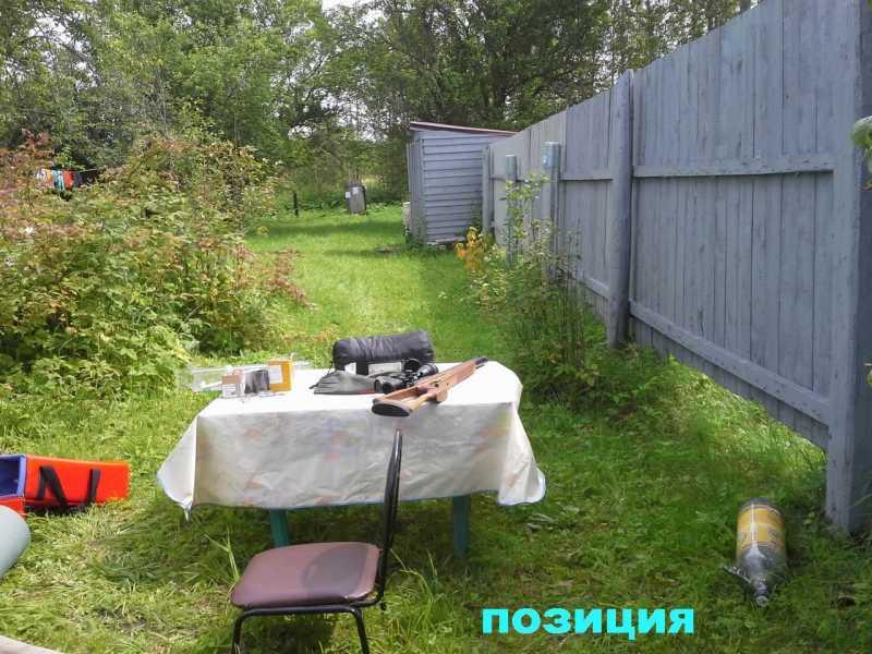 1)Описание пневматической винтовки выпускаемой в разных модификациях Климовским специализированным патронным заводом