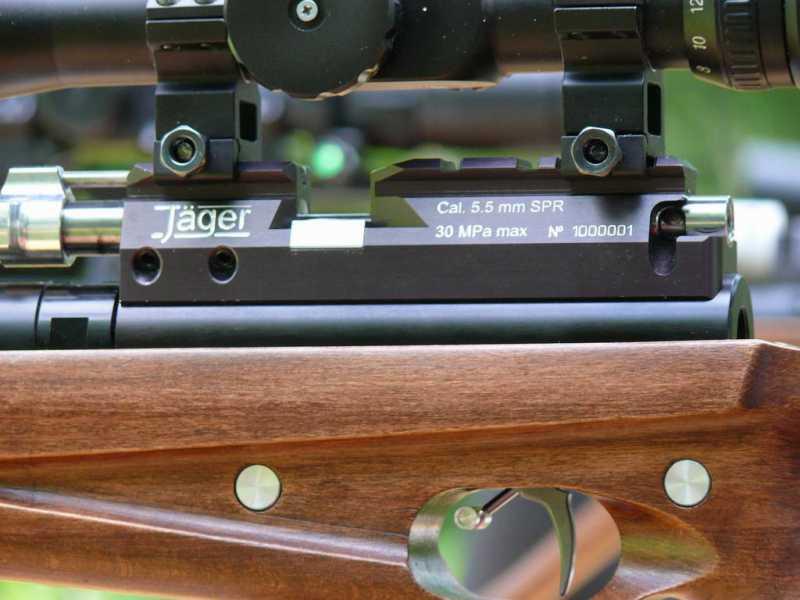 10)Описание пневматической винтовки выпускаемой в разных модификациях Климовским специализированным патронным заводом