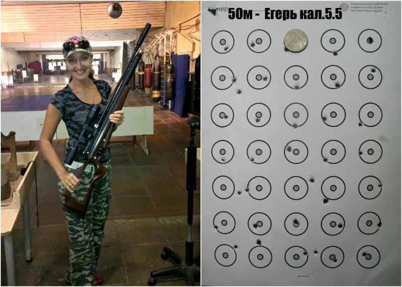 5)Описание пневматической винтовки выпускаемой в разных модификациях Климовским специализированным патронным заводом