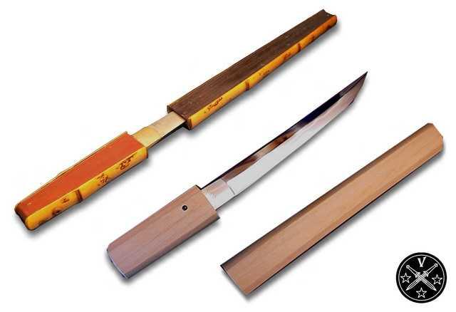 Японский нож скрытого ношения