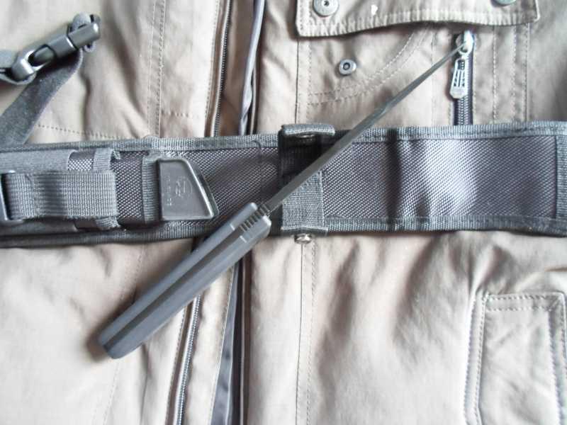 10)Чёрный нож Eagle от фирмы Mr.Blade.