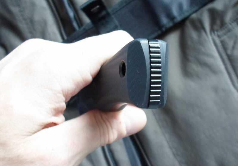 11)Чёрный нож Eagle от фирмы Mr.Blade.