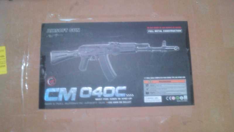 1)Cyma AKС 74