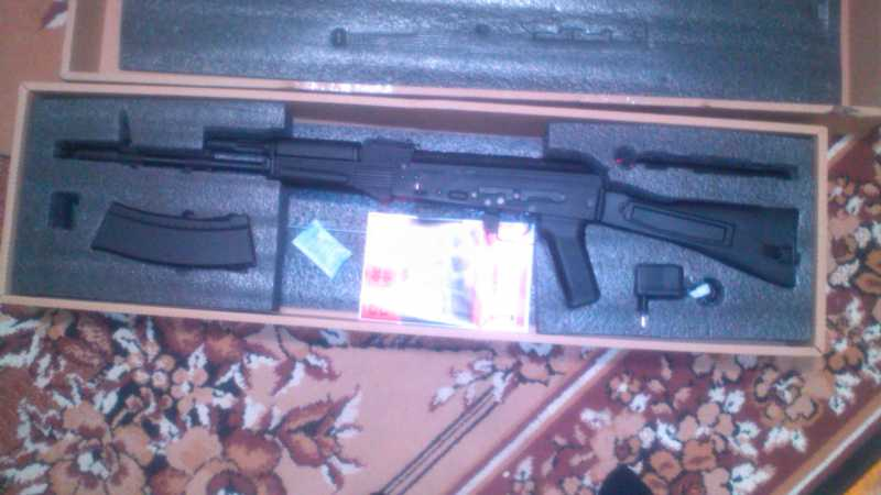2)Cyma AKС 74
