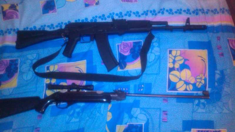 4)Cyma AKС 74