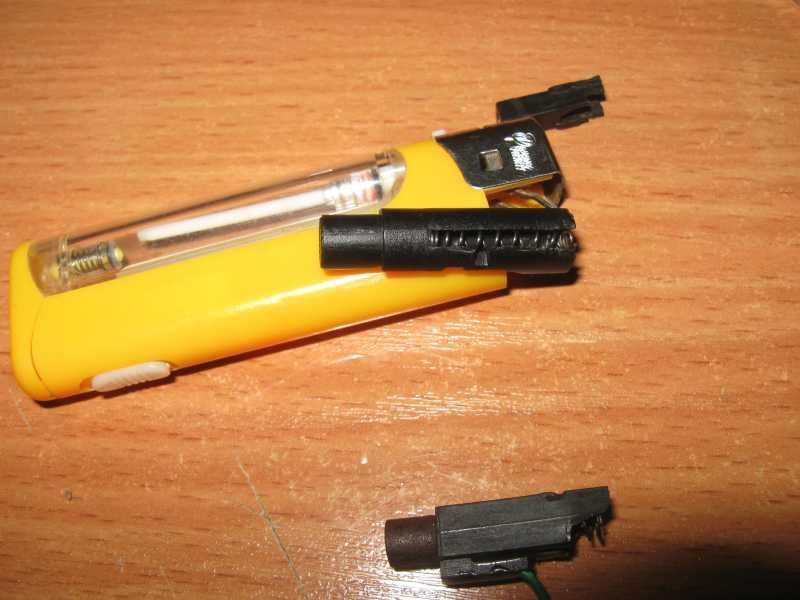 6)Небольшой ремонт Gletcher CST 304