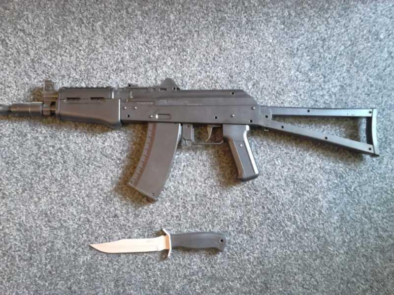 2)Crosman Comrade AK глазами владельца.