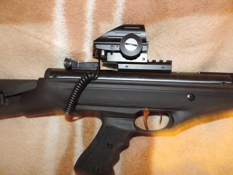 15)Пистолет пневматический Hatsan MOD 25 Super Tactical
