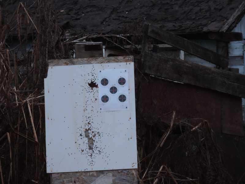 24)Пистолет пневматический Hatsan MOD 25 Super Tactical