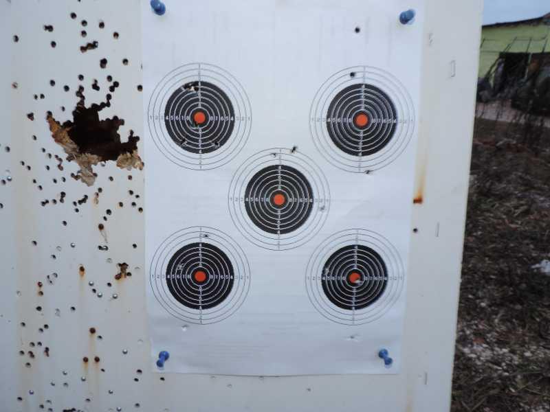 25)Пистолет пневматический Hatsan MOD 25 Super Tactical