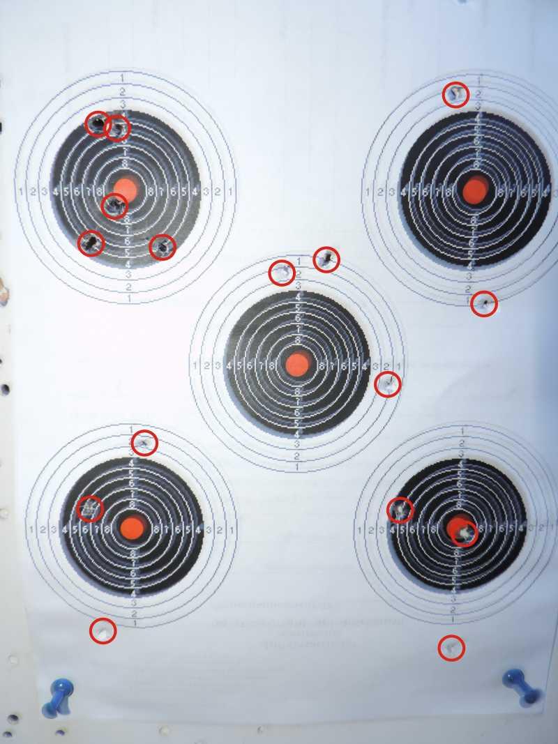 26)Пистолет пневматический Hatsan MOD 25 Super Tactical