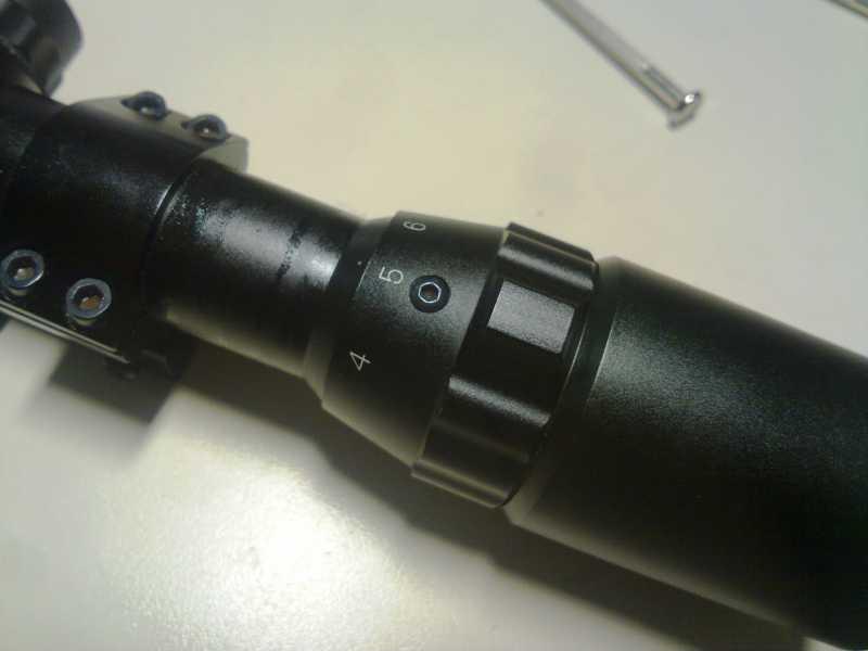 7)Реанимация липерса (ремонт оптики)