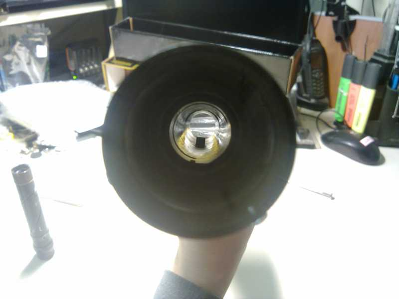 13)Реанимация липерса (ремонт оптики)