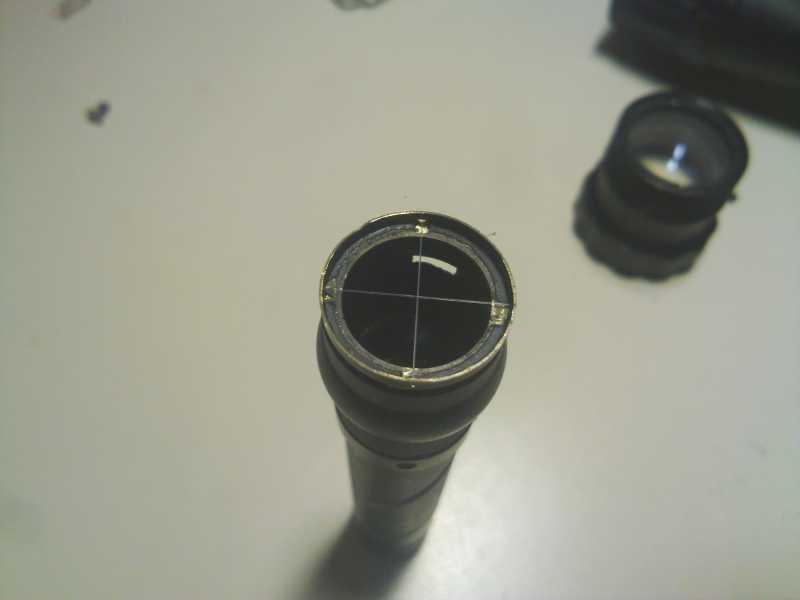 17)Реанимация липерса (ремонт оптики)