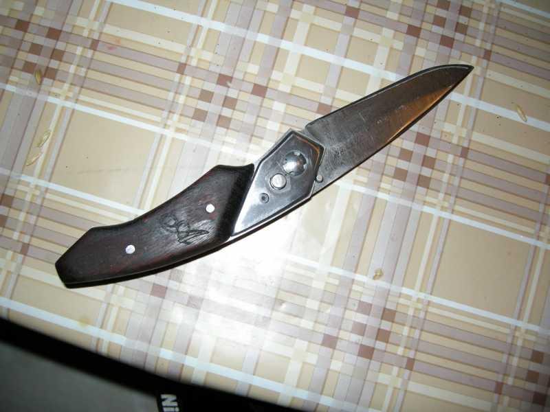 2)История одного ножика.