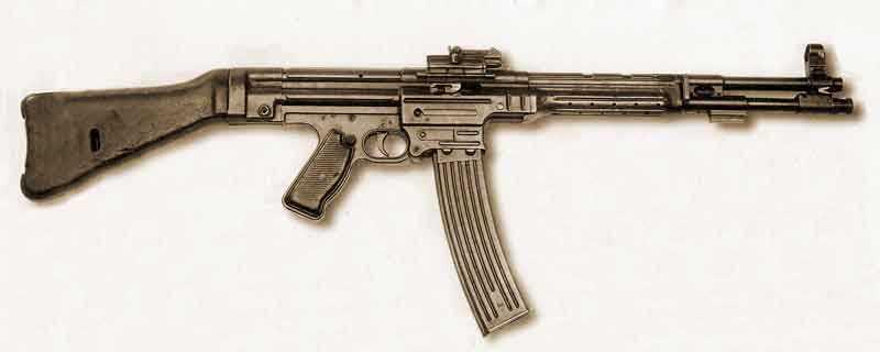 1)Первая штурмовая винтовка