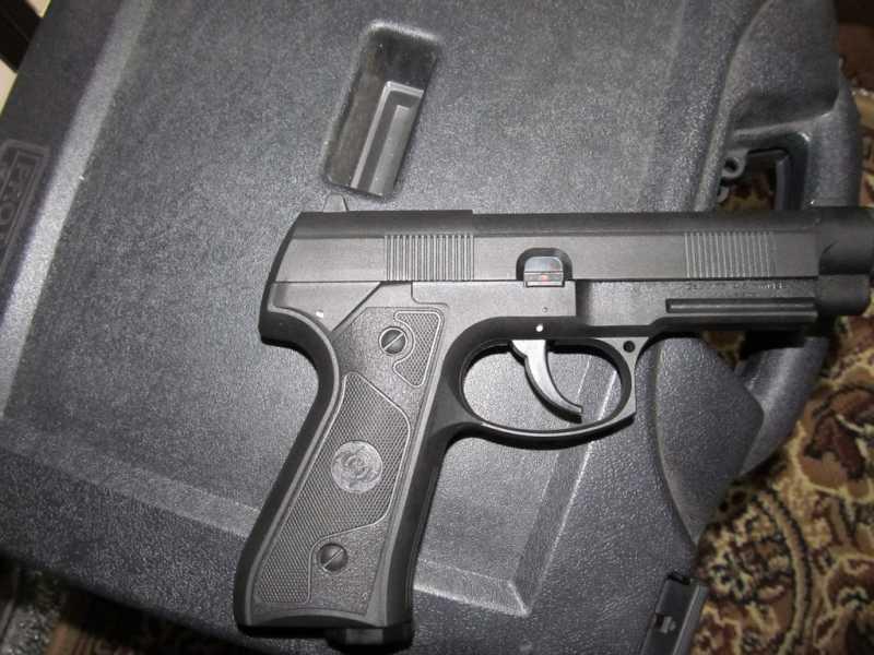 4)Тульский пистолет Атаман - М1