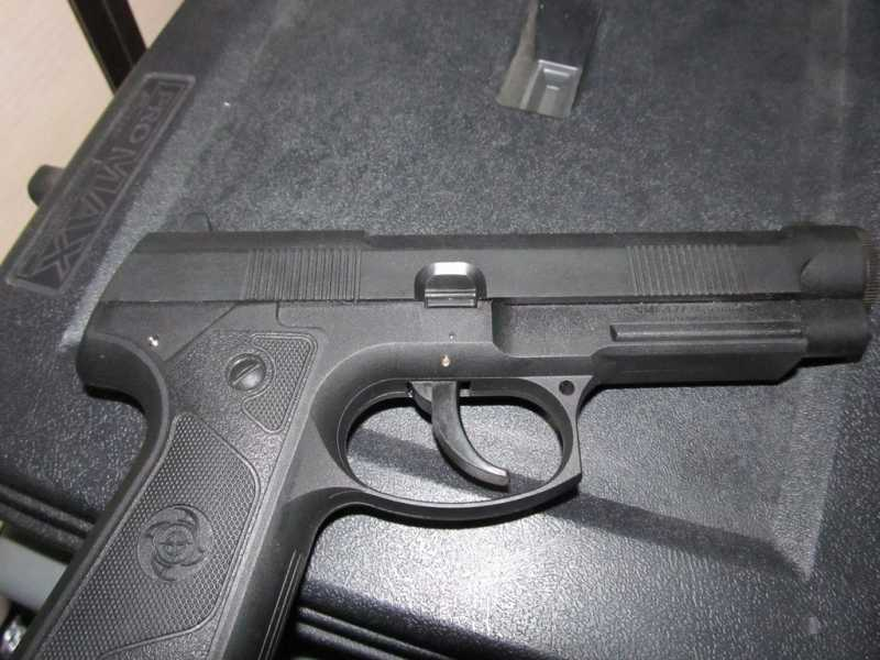 5)Тульский пистолет Атаман - М1
