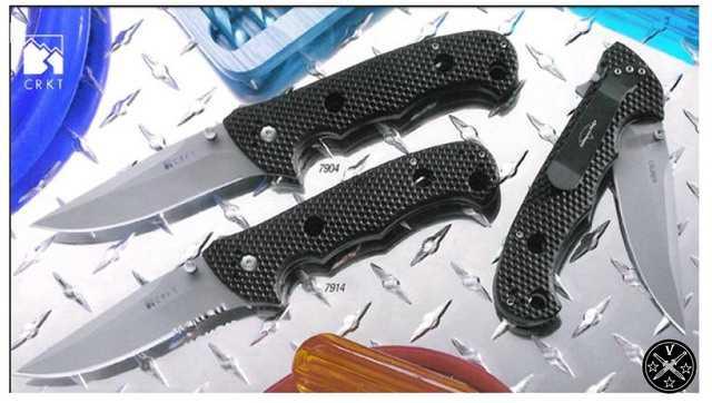 Китайсий клон ножа  Jim Hammond - Cruiser