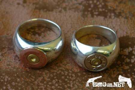 1)рождение AIR-GUN кольца