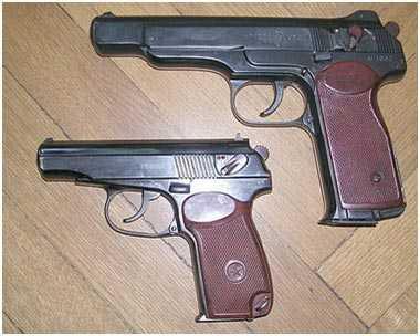 5)Наш ответ империализму. Автоматический Пистолет Стечкина