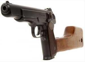 3)Наш ответ империализму. Автоматический Пистолет Стечкина