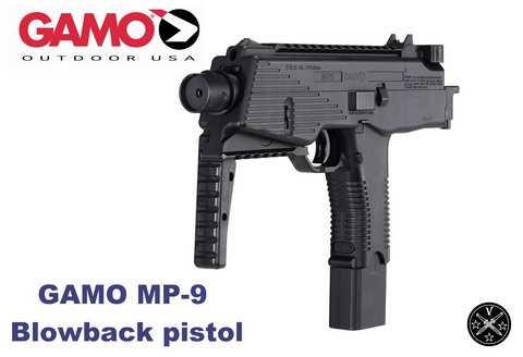 пистолет-пулемет Gamo MP9