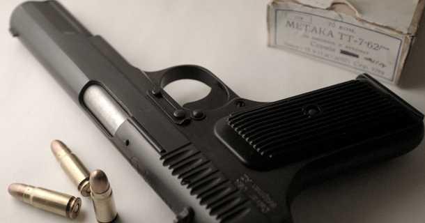 2)Пистолет со сложной судьбой – легендарный ТТ